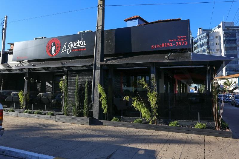 Restaurante Japonês em Torres