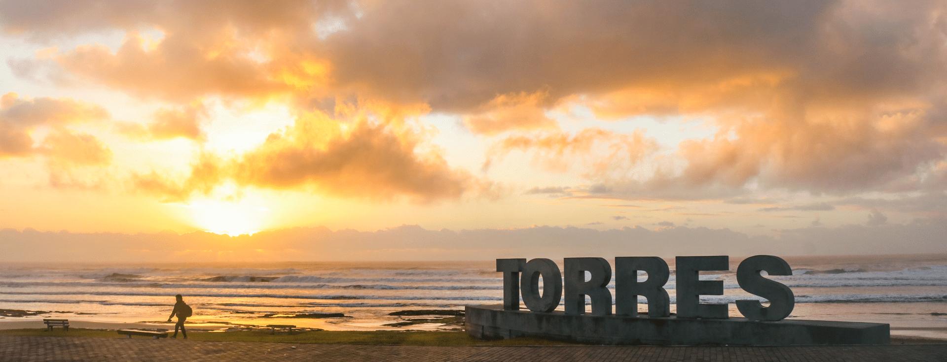 Quero ver o Sol nascer em Torres! Escolha o imóvel ideal