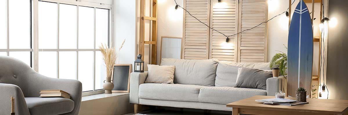 Decoração de apartamento em Torres